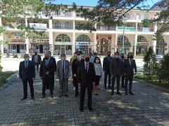 Şuhut'ta 19 Mayıs Atatürk'ü Anma, Gençlik ve Spor Bayramı töreni
