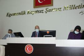 Afyonkarahisar İl Genel Meclis toplantıları devam ediyor