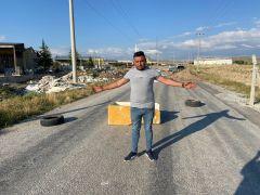 Afyonkarahisar'da imar planına tepki