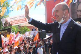 """Bakan Soylu: """"Diyarbakır anneleri pes ettirdi HDP'yi"""""""