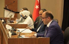 Başkan Çöl uluslararası foruma Türkiye'yi temsilen katıldı