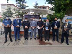 Bolvadin'de 'Bir Kitap Bin Umut' kitap bağış kampanyası başlatıldı