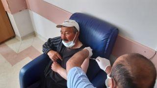 (ÖZEL) Covid-19 aşı seferberliği Afyonkarahisar'da etkisini gösterdi