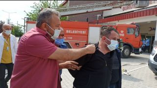 (ÖZEL) Gözaltına alınan sağlık personeli tatbikatın önüne geçti